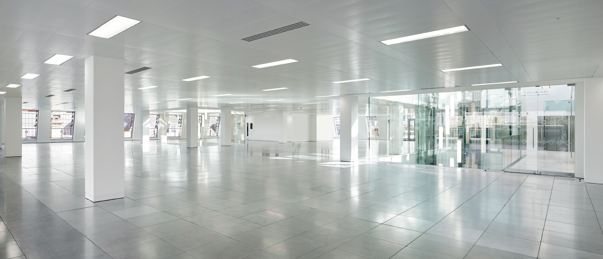 55 Colmore Row Floor Space