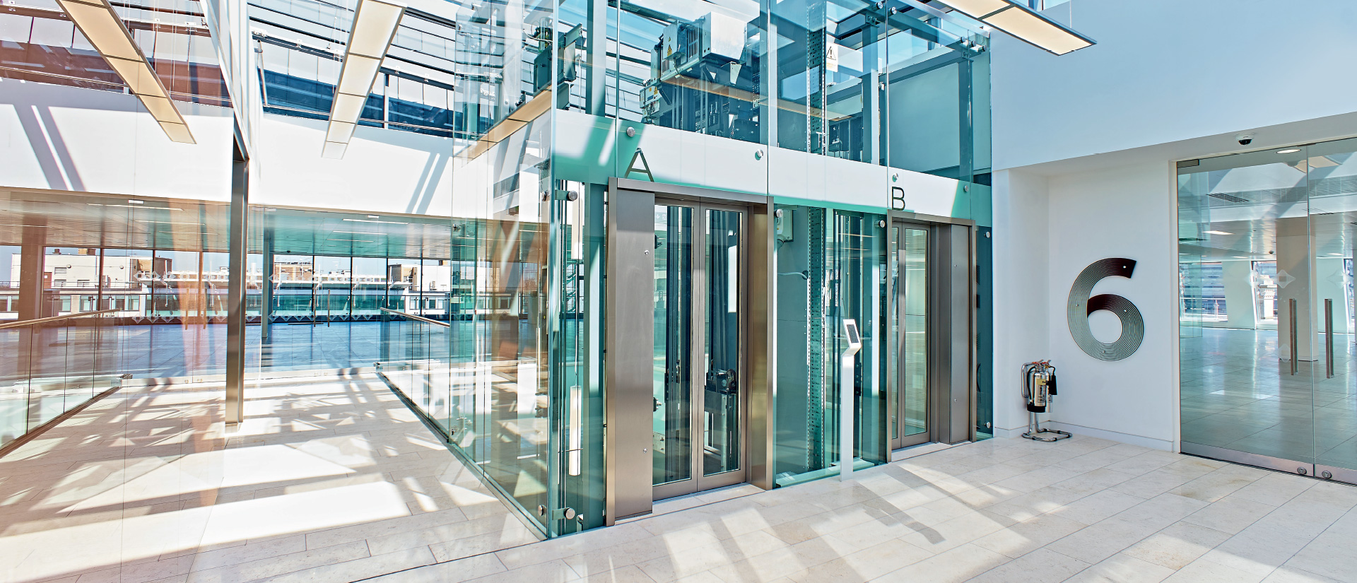 55 Colmore Row Lifts